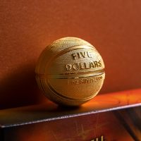 永银钱币博物馆 萨摩亚篮球 纪念币