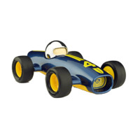 Playforever Toys 马里布系列 PLVM201 赛车摆件 卢卡斯