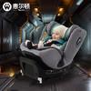 welldon 惠尔顿 汽车儿童安全座椅 抹茶绿