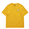 FILA 斐乐 中性运动T恤 T11U126110F 黄 M