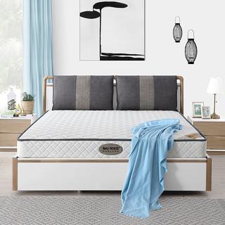 联邦 床垫 席梦思弹簧床垫1.8m1.5米家用双人加厚20cm偏硬护脊床垫5环整网经济型 整网弹簧+高档针织棉/爱玺C01 1800*2000