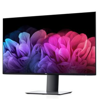 戴尔( DELL)U2719D 四边微边框2K高清旋转升降IPS屏99%sRGB滤蓝光不闪电脑显示器 黑色