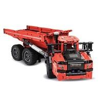 ONEBOT 积木工程车系列 铰接式矿山卡车