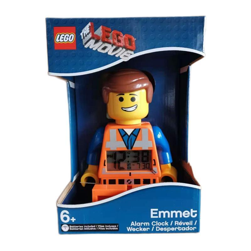 LEGO 乐高 9009945 艾米特时钟(音效+夜灯)