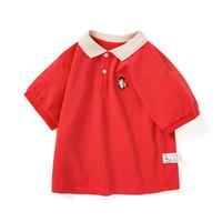 balabala 巴拉巴拉 男童短袖Polo衫