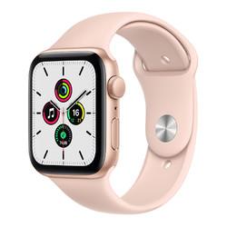 Apple 苹果 Watch SE 智能手表 GPS款 44毫米 粉砂色