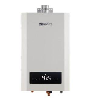 NORITZ 能率 热立得系列 GQ-16S1FEXQ 燃气热水器 16L 天然气(12T)