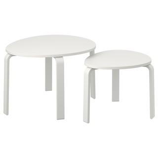 IKEA 宜家 SVALSTA 斯瓦斯塔 IKEA00000161 茶桌两件套