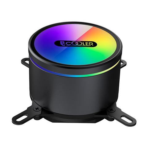PCCOOLER 超频三  凌镜GI-CX360 ARGB 一体式CPU水冷散热器