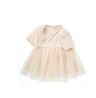 balabala 巴拉巴拉 女童夏季公主裙