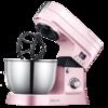 ACA 北美电器 ASM-PE1210A 和面机 粉色