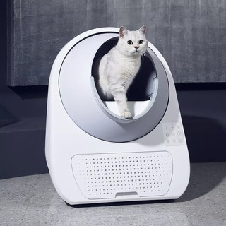 CATLINK AI语音智能猫砂盆高配版