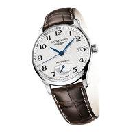 黑卡会员:LONGINES 浪琴 名匠系列  L2.708.4.78.3  男士商务时尚机械手表