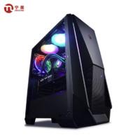 宁美 魂-GI6 PRO 台式电脑主机(i5-10400F、8GB、256GB SSD、GTX1050Ti)
