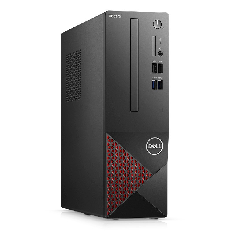 DELL 戴尔 成就3690 台式电脑主机(i3-10105、8G、256G+1T)