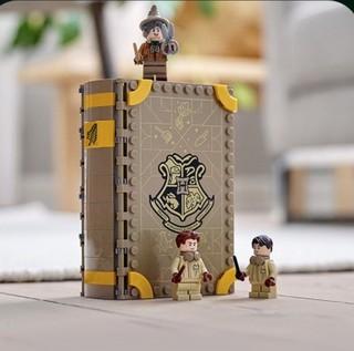 LEGO 乐高 Harry Potter哈利·波特系列 76384 霍格沃茨时刻:草药课