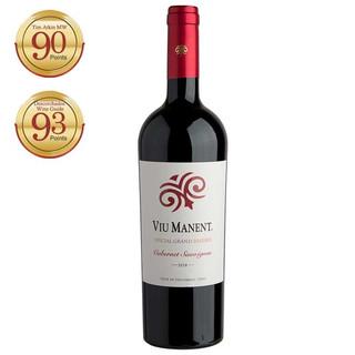 Viu Manent 威玛 赤霞珠干红葡萄酒 750ml