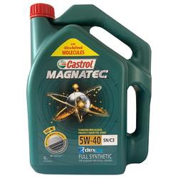 嘉实多(Castrol)磁护全合成机油MAGNATEC 5W-40 SN/C3 4L/桶韩国进口