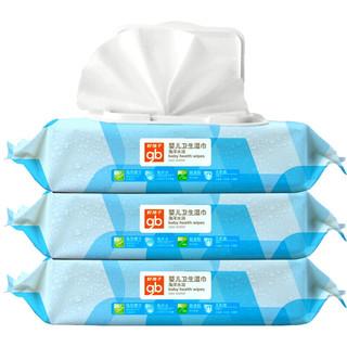 gb 好孩子 婴儿海洋水润湿纸巾 80片*24包