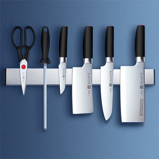 巨博(JOBO) 304不锈钢磁力吸刀架 磁性刀架 菜刀架 强磁款50CM
