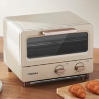 16日0点:TOSHIBA 东芝 ET-TD7080 电烤箱 8L白色