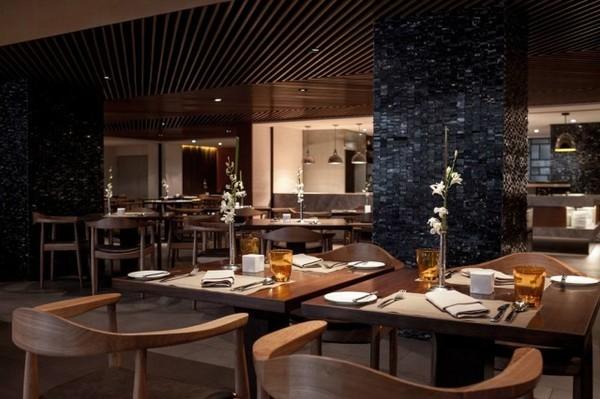 周末/节假日不加价!上海斯格威铂尔曼大酒店 金姜餐厅午市双人中式套餐