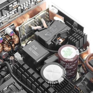 Thermaltake 曜越 PS-TPD-0850F3FAPC-1 白金牌(92%)全模组ATX电源