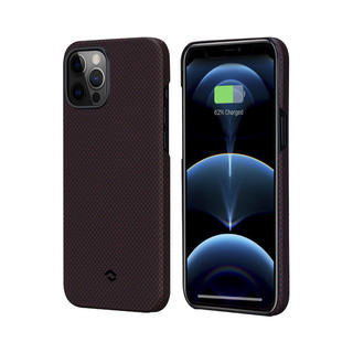 PITAKA iPhone12Pro Max 磁吸纤维手机壳