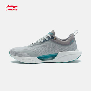 李宁?beng超轻18跑步鞋男鞋2021夏季新款减震鞋子网面透气运动鞋