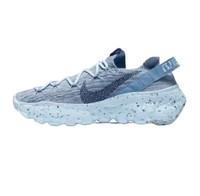 NIKE 耐克  Space Hippie 04  女子休闲运动鞋 CD3476-401 蓝色 38