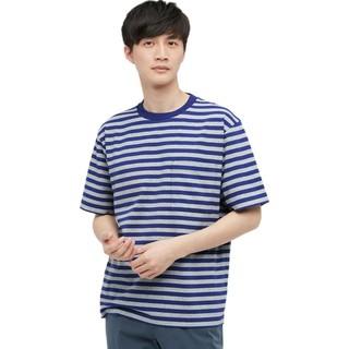 UNIQLO 优衣库 男女款圆领短袖T恤 433032