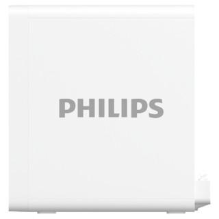 飞利浦(PHILIPS) 厨下反渗透净水器 400G 白色(支持HUAWEI HiLink)