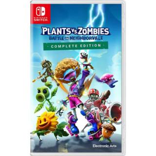 任天堂(Nintendo) Switch NS 游戏主机掌机游戏 Switch游戏卡 植物大战僵尸 花园战争3 和睦小镇保卫战 中文现货