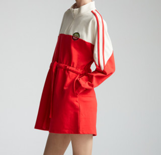 Kelme 卡尔美 女子运动裤 QZ60302012 红色 M