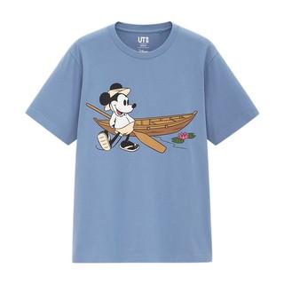 UNIQLO 优衣库 X 迪士尼MAGIC FOR ALL ICONS 男女款圆领短袖T恤 438085
