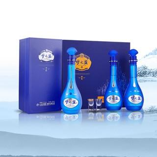 YANGHE 洋河 蓝色经典 梦之蓝M6 45度 浓香型白酒 500ml