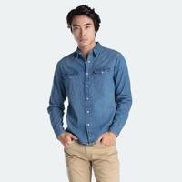 Levi's 李维斯 85745-0001 男士纯棉牛仔衬衫