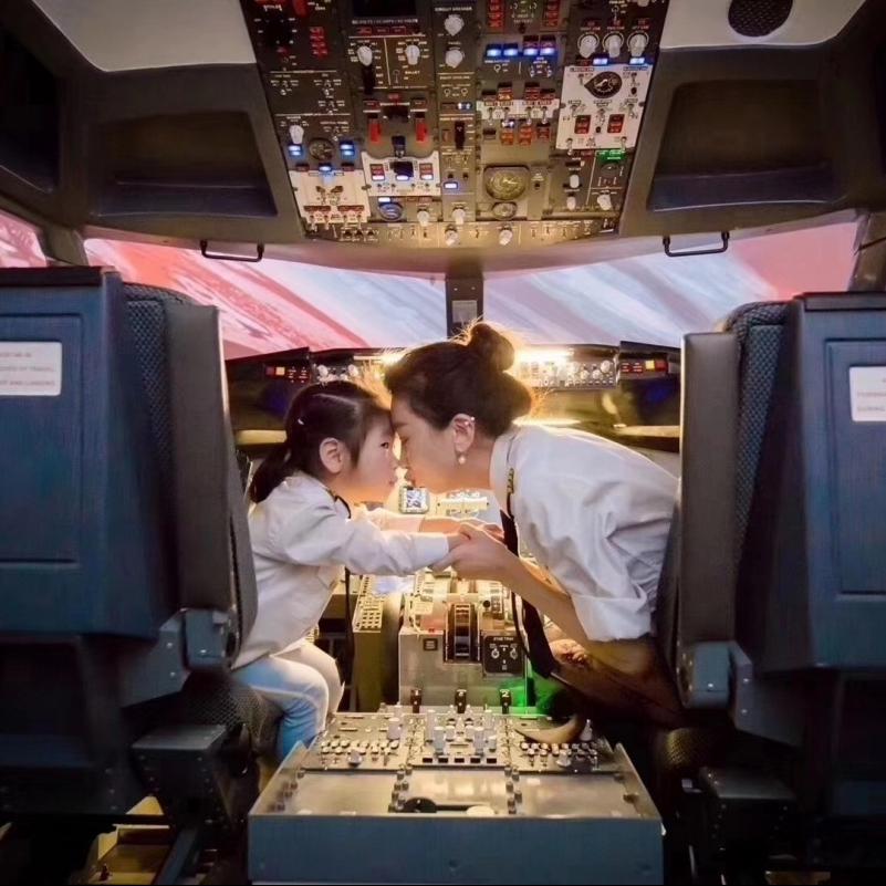 上海亲子体验 : 199元波音737驾驶体验,520枚游戏币49.9元