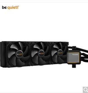 德商必酷SILENT LOOP 2 360 一体式水冷散热器(三腔体水泵/静音/ARGB)