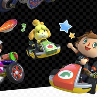 Nintendo 任天堂 国行 Switch游戏实体卡带《马力欧卡丁车8 豪华版》