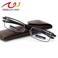 夕阳红老花镜男女通用超轻PC超薄镜片高性价比老人老光高清老花眼镜  X2024 黑色 150度