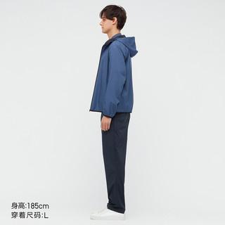 优衣库  男装 TPJ易打理快干轻型休闲裤(抽绳) 435222