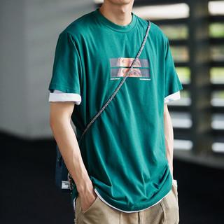 Roaringwild/咆哮野兽INSIGHT T-SHIRT 观察力印花短袖T恤