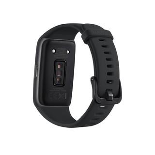HUAWEI 华为手环6  智能手环 NFC版 43mm 曜石黑 硅胶(血氧)