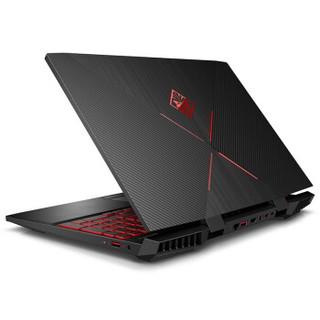 HP 惠普 暗影精灵5 15.6英寸 游戏本 黑色(酷睿i7-9750H、GTX 1660Ti 6G、16GB、1TB SSD、1080P、IPS、144Hz、15-dc1080TX)