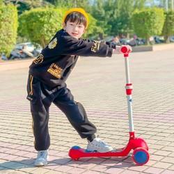 萌大圣 儿童运动滑板车 可折叠