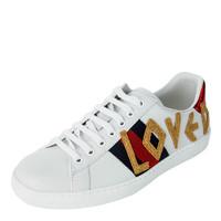 GUCCI 古驰 Ace系列 497090 DOPE0 中性款休闲鞋