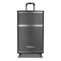 Shinco 新科 K3 户外蓝牙音箱 黑色(15英寸音响+双金属U段变频话筒)