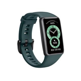 HUAWEI 华为手环6 智能手环 NFC版(血氧)