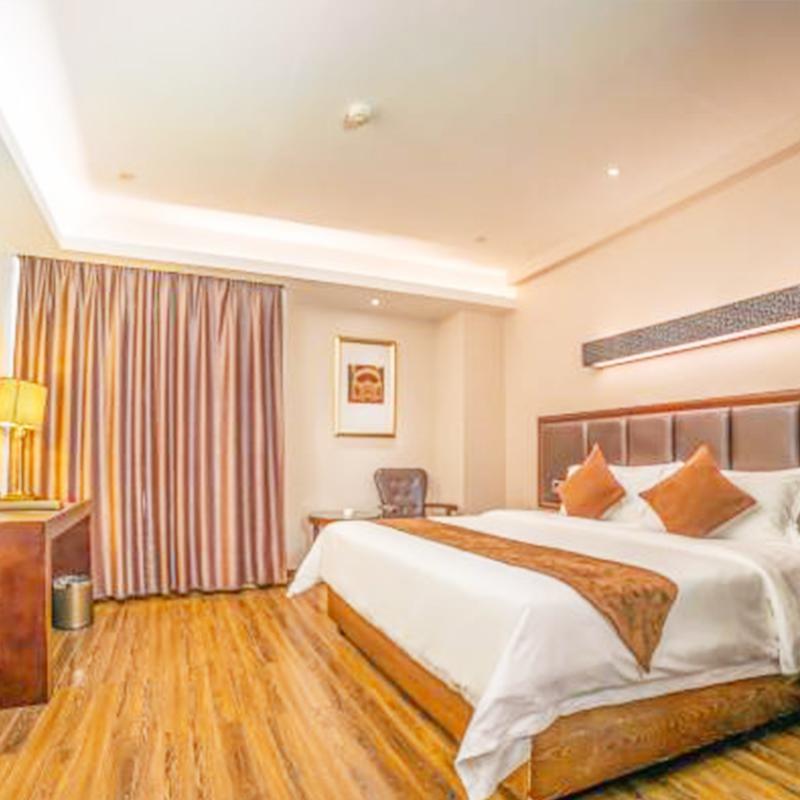 核心地段!周末不加价!北海南珠宫酒店 高级房2晚 可拆分